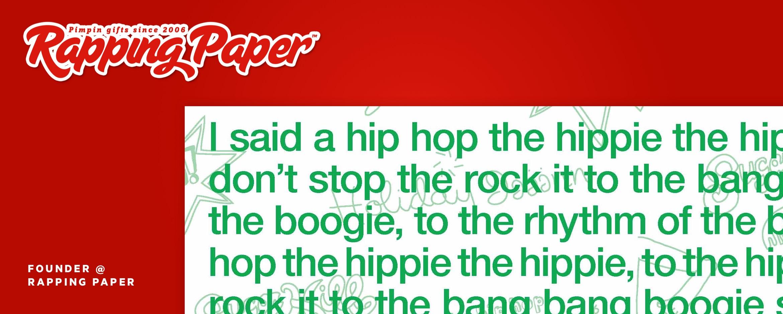 RappingPaper